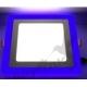 Светодиодная панель 3W, встраиваемая прямоугольная