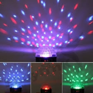 Диско-шар Led Magic Ball Light